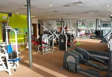 Nuffield Health Leatherhead Fitness & Wellbeing Gym Image 2 of 4