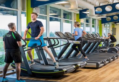Nuffield Health Newbury Fitness & Wellbeing Gym