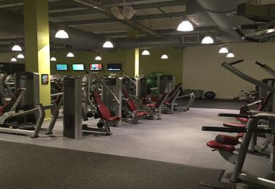 Nuffield Health Reading Fitness & Wellbeing Gym