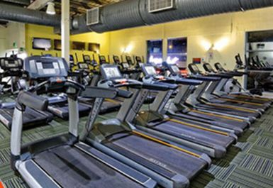 Nuffield Health Yeovil Fitness & Wellbeing Gym Image 5 of 8