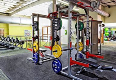 Nuffield Health Yeovil Fitness & Wellbeing Gym Image 1 of 8