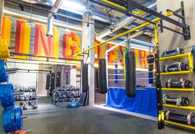 Nuffield Health Club Baltimore Fitness & Wellbeing Centre Image 2 of 7