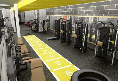 Nuffield Health Club Baltimore Fitness & Wellbeing Centre Image 3 of 7
