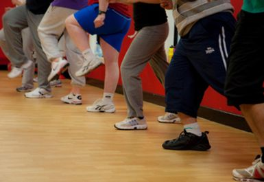 FITNESS CLASS AT ENERGY MILL GYM BRADFORD