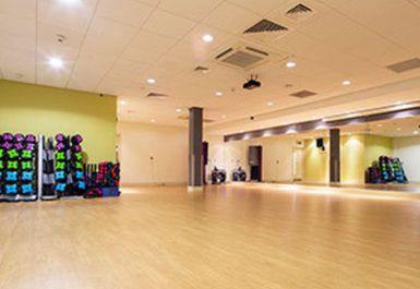 Nuffield Health Aberdeen Fitness & Wellbeing Gym Image 1 of 7
