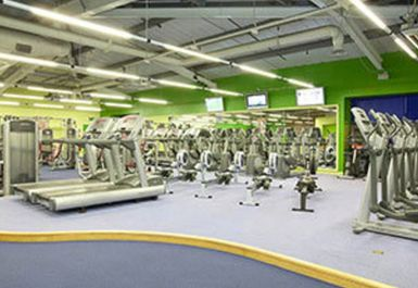Nuffield Health Barrow-in-Furness Fitness & Wellbeing Gym Image 1 of 7