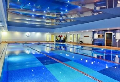 Nuffield Health Birmingham Central Fitness & Wellbeing Gym Image 1 of 6