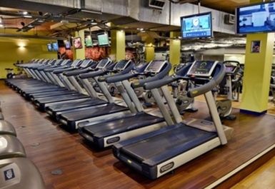 Nuffield Health Birmingham Central Fitness & Wellbeing Gym Image 2 of 6