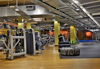 Nuffield Health Birmingham Central Fitness & Wellbeing Gym Image 4 of 6