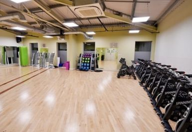 Nuffield Health Chester Fitness & Wellbeing Gym Image 5 of 5