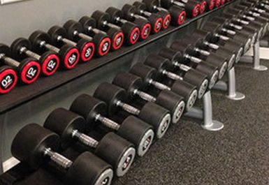 Nuffield Health Chesterfield Fitness & Wellbeing Gym