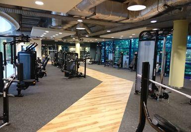 Nuffield Health Derby Fitness & Wellbeing Gym