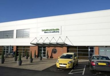 Nuffield Health Doncaster Fitness & Wellbeing Gym Image 5 of 5