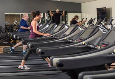 Nuffield Health Edinburgh Fitness & Wellbeing Gym