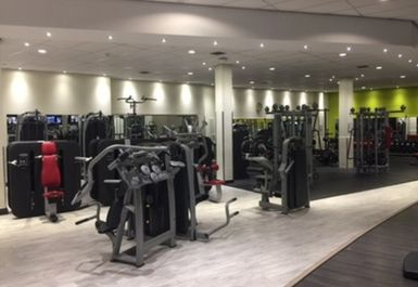 Nuffield Health Edinburgh Fountain Park Fitness & Wellbeing Gym Image 4 of 6