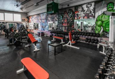 Panthers Gym Image 4 of 6
