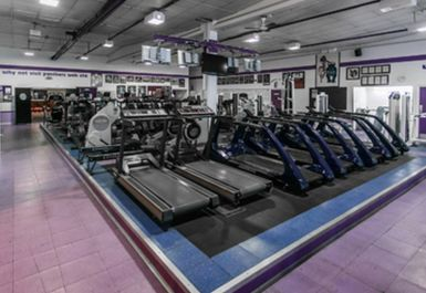 Panthers Gym