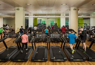 Nuffield Health Edinburgh Omni Fitness & Wellbeing Gym