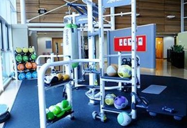 Nuffield Health Glasgow Giffnock Fitness & Wellbeing Gym Image 1 of 4
