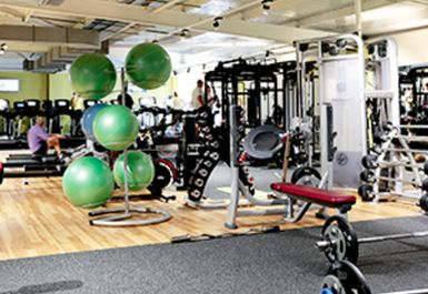 Nuffield Health Hertford Fitness & Wellbeing Gym Image 1 of 6