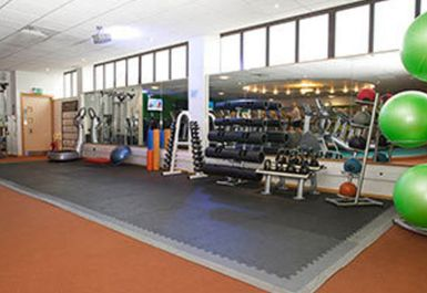 Nuffield Health Hull Fitness & Wellbeing Gym Image 1 of 4