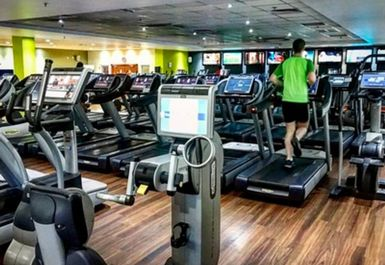 Nuffield Health Leeds Fitness & Wellbeing Gym
