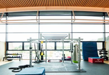Nuffield Health Liverpool Fitness & Wellbeing Gym