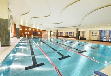 Nuffield Health Manchester Printworks Fitness & Wellbeing Gym Image 1 of 6
