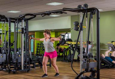 Nuffield Health Sheffield Fitness & Wellbeing Gym