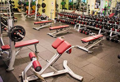 Nuffield Health Telford Fitness & Wellbeing Gym Image 1 of 6