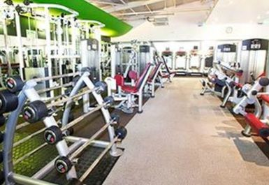 Nuffield Health Worcester Fitness & Wellbeing Gym Image 1 of 5