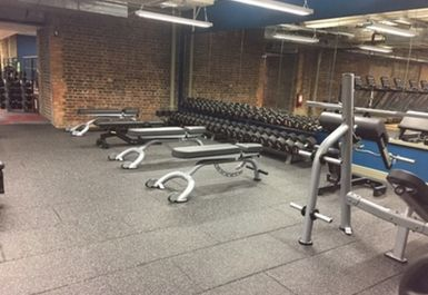 Soho Gyms Tower Hill Image 1 of 5
