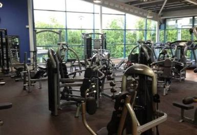 Wolverhampton Swimming & Fitness Centre