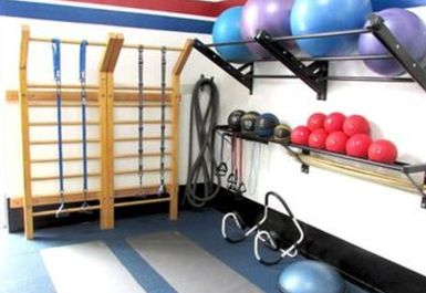 The Fitness Room Image 4 of 4