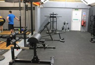 Warehouse Performance Gym Image 4 of 6