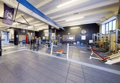 Locker 27 Athletic Development Image 3 of 4