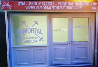 Immortal Fitness Studios Image 7 of 7