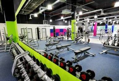 Places Gym Corby Image 3 of 7