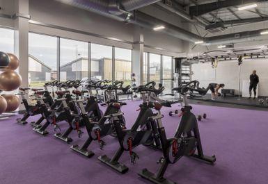 Places Gym Preston