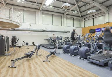 Places Gym Sheffield