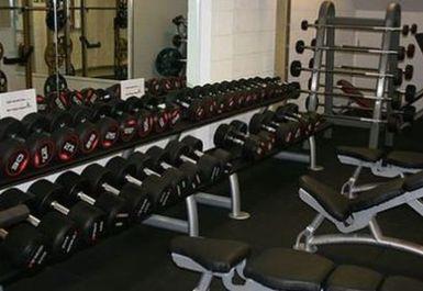 Kingdom Training Gym Image 1 of 5