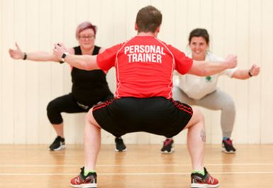 Corporate Personal Fitness