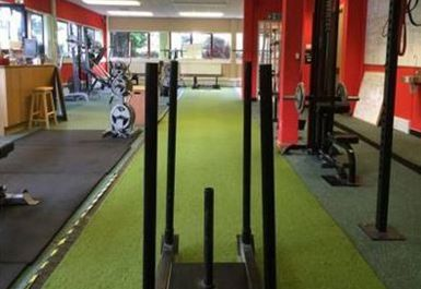 Heavy Metal Gym Image 5 of 7