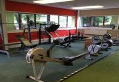 Heavy Metal Gym Image 7 of 7