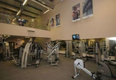 Impact Health & Fitness Gym Image 5 of 5