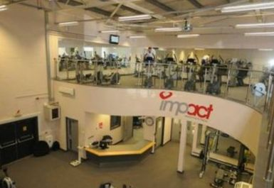Impact Health & Fitness Gym