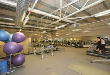 Impact Health & Fitness Gym Image 2 of 5