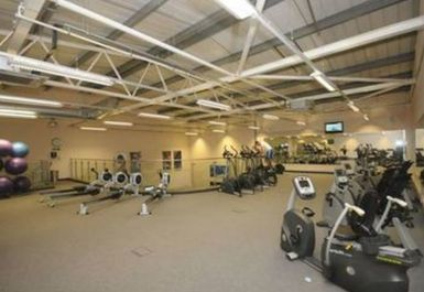 Impact Health & Fitness Gym Image 3 of 5