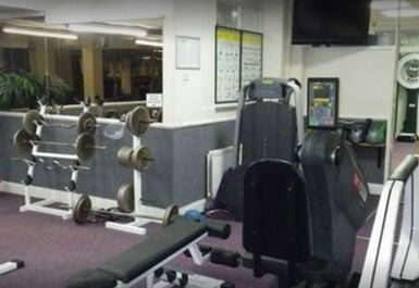 Oasis Health Club Image 7 of 7