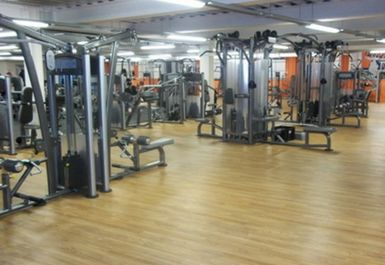 Gym Equipment at Gym4all Nottingham